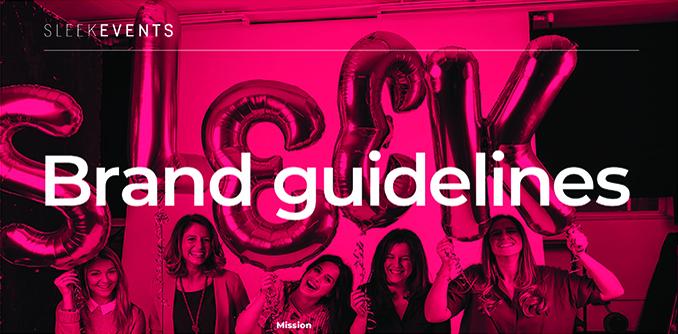 Brand Guidelines - Graphik Design