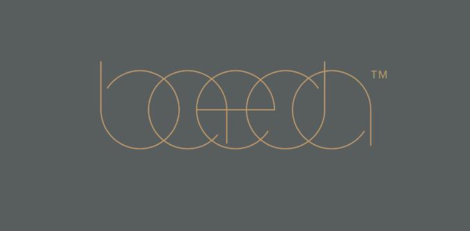 Graphik Design - Baeda Oblong