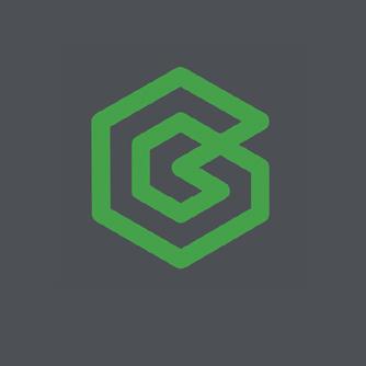 Graphik Design - Green G Small
